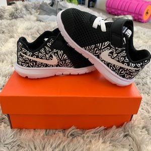 Kids Flex experience 5 print NIKE shoe